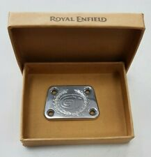 ROYAL ENFIELD Continental GT 535 all years GT emblem logo Tappet Cover 90249