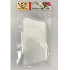 Loyal Clear Disposable Piping Bags 38cm / 15 inch - 10 pack