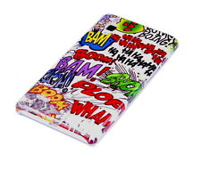 Funda f LG Optimus l9 p760 funda protectora case cover bolso cáscara cómic Crash Boom