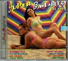 Super Bailables del Ano    BRAND NEW SEALED   CD