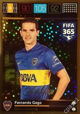Limited Edition - Fernando Gago / Boca Juniors - Panini Adrenalyn XL FIFA 365