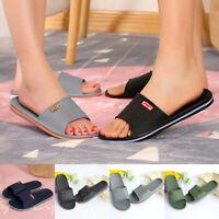 Women Men Shoes Soft Lady Summer Beach Shower Sandals Home Bath Pool Slippers