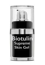 Biotulin supreme skin gel 15ml , FREE FAST DELIVERY