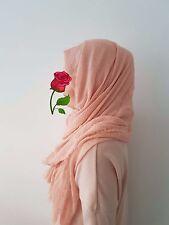 GÜLCANELLA HIJABS 100 % cotton baumwolle hijab scarf Kopftuch esarp Tuch schal