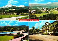 Gruß aus Ainring / Obb.  ; Ansichtskarte 1983  gel.