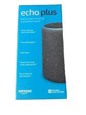 Amazon  Echo Plus 2nd Generation Home Speaker with Alexa