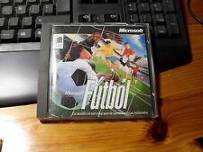 MICROSOFT FUTBOL PARA WINDOWS 95