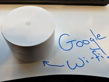 Google Wifi System For Whole Home Home Coverage Wi Fi Router  Single Point White