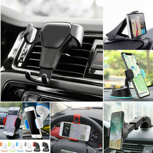 360° Mount Holder Car Air Vent Stand For Mobile Cell Phones GPS iPhone Samsung