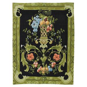 "Vintage Victorian Harvest Pedestal Hanging Wall Art Tapestry - 28""x38"""