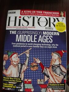 BBC History Magazine October 2021 Modern Middle Ages
