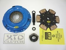 XTD STAGE 4 EXTREME HYPER CLUTCH KIT 92-05 CIVIC D15 D16 D17 *2300LBS* (SPRUNG)