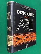 Giuseppe SORMANI - DIZIONARIO DELLE ARTI Ultra GO (1950) Vocabolario illustrato