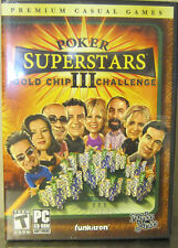 Poker Superstars III Gold Chip Challenge PC Game
