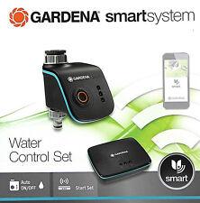 GARDENA smartsystem Water Control Set 19103-20 Neu & OVP