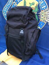 MOD British Army 30 Litre Black Rucksack Daysack Cadets, Camping Hiking Walkers