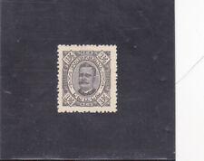 PORTUGUESE INDIA D. CARLOS I 1 1/2   (1895-96)  Perf. 12,5