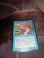 Arrache-pensées / Thought Lash - edition alliances carte magic MTG light played