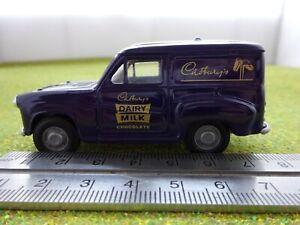 Corgi - Austin A 35 Van. Cadbury Dairy Milk Logo