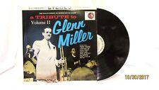 1960 Bobby Krane A Tribute to Glen Miller Vol 3 International Award Series  LP33