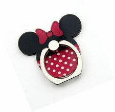 Mobile Phone Minnie Mouse 360° Finger Grip Ring Sticky Stand Holder Rotate