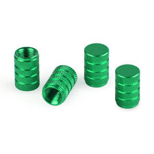 C Tire/Rim Valve/Wheel Air Port Dust Cover Stem Cap/Caps Green
