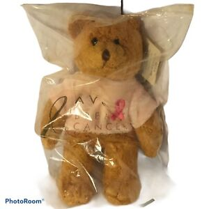 Avon Breast Cancer Awareness Teddybear Charity Auction