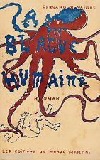 La blague humaine / Bernard de NAILLAC // 1927