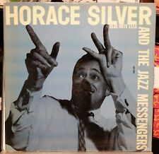 HORACE SILVER & THE JAZZ MESSENGERS BLUE NOTE 1518 NEW YORK USA MONO LP!