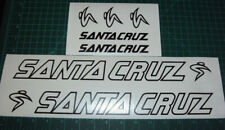 Santa Cruz Bike Decals Sticker MTB DH LARGE Outline Set 7 Nomad Heckler