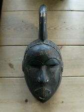 More details for west african wood tribal mask - no 2