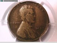 1923 S Lincoln Wheat Cent PCGS F 15 37883241 Video