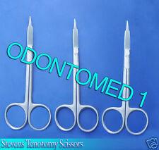 "3 Stevens Tenotomy Scissors 4.5"" STR Surgical Instrument"