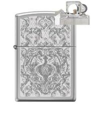 Zippo 250 Anne Stokes Dragon Motif Lighter with PIPE INSERT PL