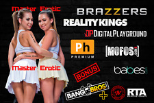 BRAZZERS + REALITY KINGS + DIGITAL PLAYGROUND + PH PREMIUM | FAST DELIVERY