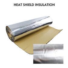 10 sqft Car Insulation - Sound Deadener Adhesive Backed Noise & Heat Barrier