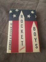 """Rocket Boys: A Memoir"" Signed/Autographed inscribed 1st by Homer Hickam Jr."