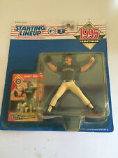 RANDY JOHNSON 1995 KENNER STARTING LINEUP - New on Card - Seattle Mariners HOF