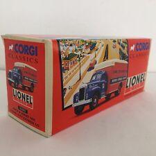 Corgi 52503 Mack B Series Van - Lionel City Express Co. LIMITED EDITION * NIB! *