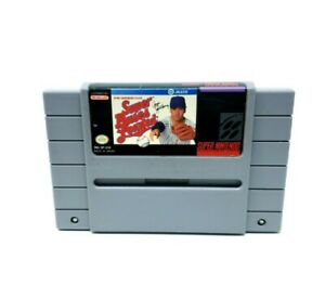 Super Bases Loaded (Super Nintendo Entertainment System) SNES Authentic Tested