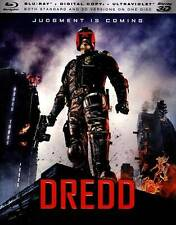 Dredd (Blu-ray Disc, 2013, Includes 3D)