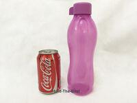 Neu TUPPERWARE Eco Easy Ecoeasy Trinkflasche Flasche 750ml Lila