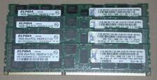 128GB (8x16GB) org. IBM DDR3 PC3L-10600R ECC - Part# 47J0170 49Y1563