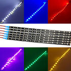 6 Pack  DC 12V Waterproof 1Ft 15 LED Strip Underbody Light with 6