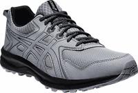 Men's ASICS Trail Scout Running Sneaker Sheet Rock/Black