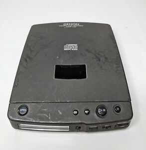 Rare Vintage Denon DCP-100 Portable CD Compact Disc Player UNTESTED AS-IS