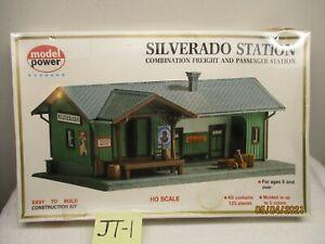 JT-1 Model Power HO Kit #605 Silverado Station