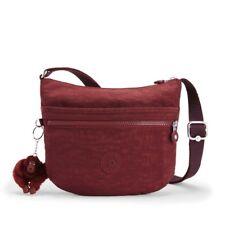 Kipling Arto S Burnt Carmine C Small Handbag/Shoulder bag/Cross body BNWT