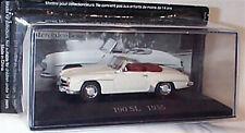 Mercedes 190 SL W121 1955 1:43 SCALE Diecast Car collection