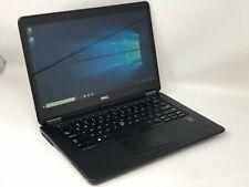 Dell Ultrabook E7450 Core i7-5600u 2.6GHz 4GB 256GB SSD Webcam Touch W10 Laptop